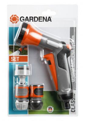 Заголовки + коннектор Gardena Set 18299-30