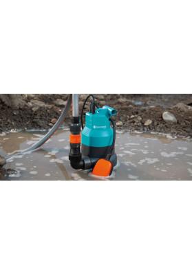 Дренажный насос для грязной воды Gardena