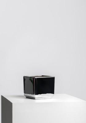 Dibçək Scheurich Cover Pot 6T mirror silver