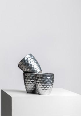 Dibçək Scheurich Orchid Pot Metal