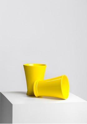 Dibçək Scheurich Vase Wild Yellow