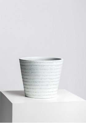 Dibçək Scheurich Cover-Pot Terra Umbria