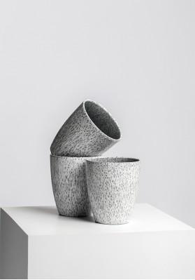 Dibçək Scheurich Orchid-Pot Black Spirit