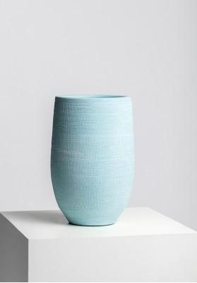 Dibçək Classico Vase Patty Kreide-Blau